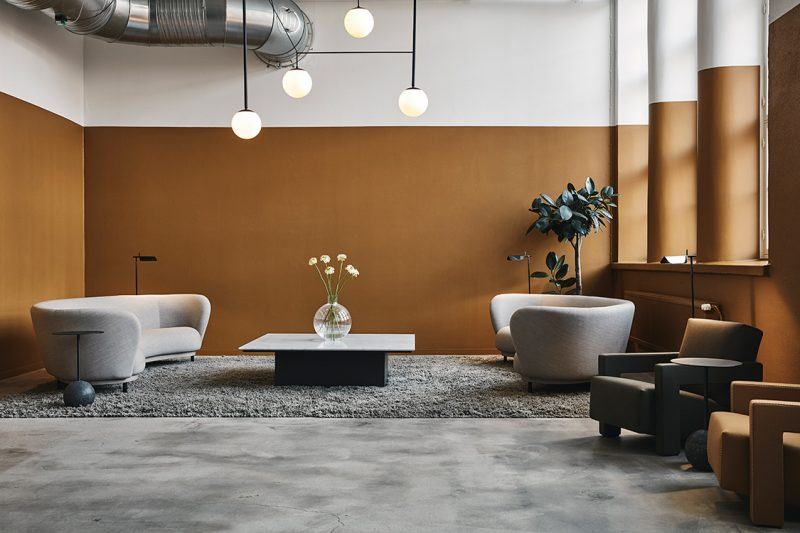 Tour an Exclusive yet Homey and Cool Office Space by Studio Joanna Laajisto