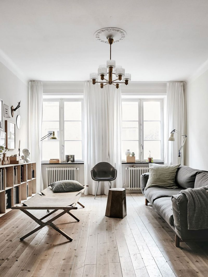 Inside a Swedish Home With a Scandi-Meets-Boho-Chic Vibe