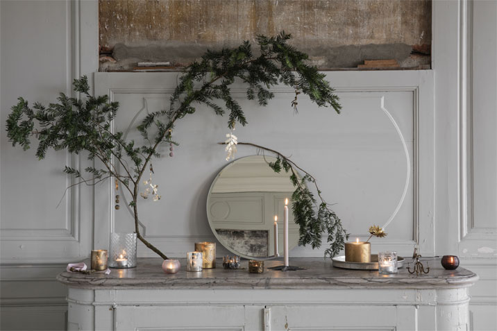 Simple and Elegant Christmas Decor by Danish Brand Walther & Co.