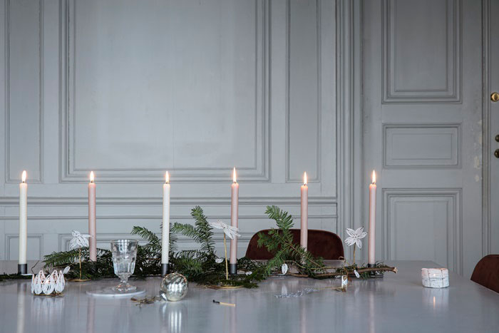 Simple And Elegant Christmas Decor By Danish Brand Walther