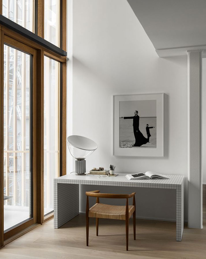 Beautiful Interior Inspiration From Elegant Residential Project 79&Park