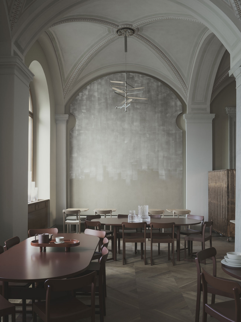 A Celebration of Scandinavian Design: Over 80 Products Created for the New Restaurant at Stockholm's Nationalmuseum