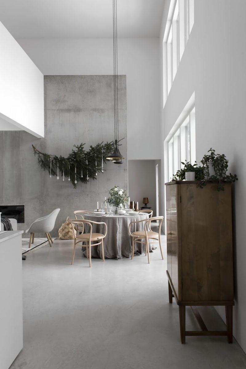 Scandinavian-Inspired Minimal Holiday Décor Ideas