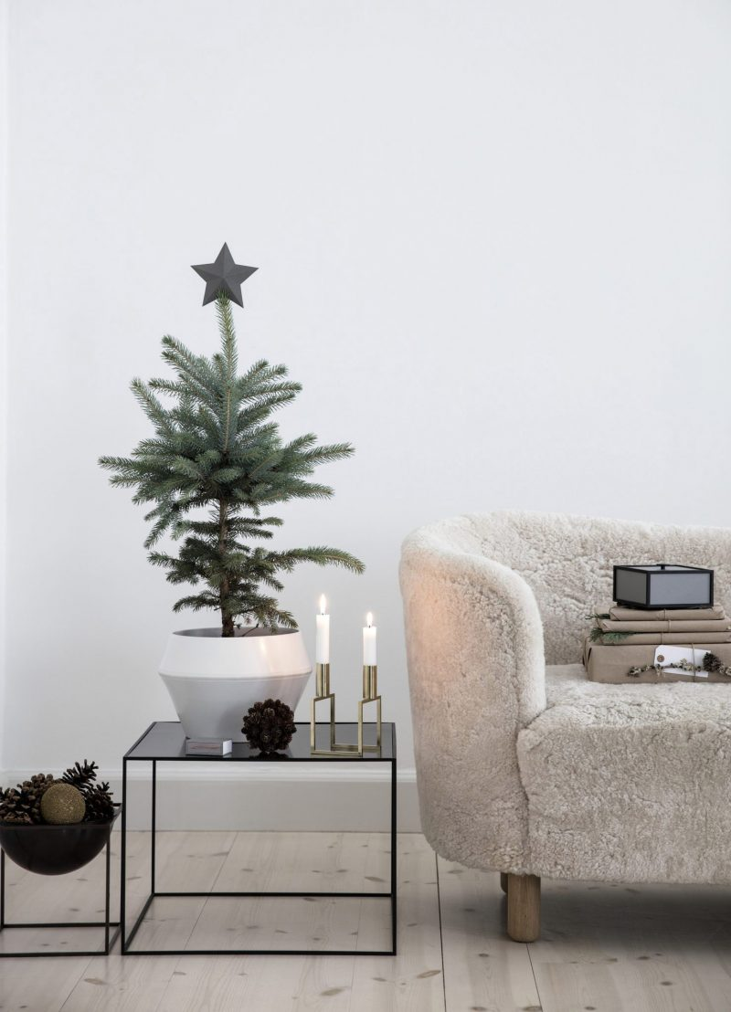 An Elegant Holiday Mood with Danish Design Brand by Lassen