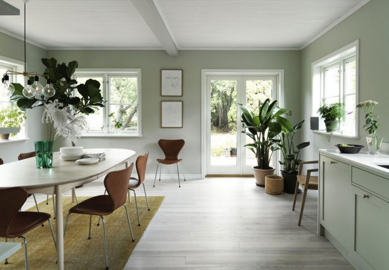 Step Inside a Cool, Calm and Collected Home in Sweden