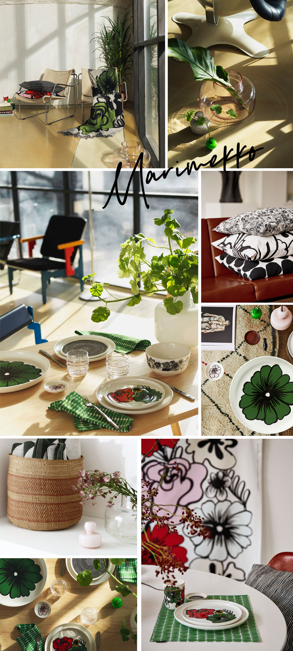 Spring Interior Design Trends and Inspiration from Five Scandinavian ...