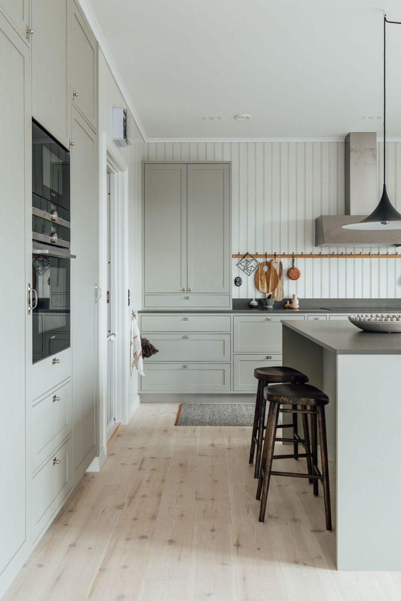 Peek Inside a Characterful Coastal Home in Sweden