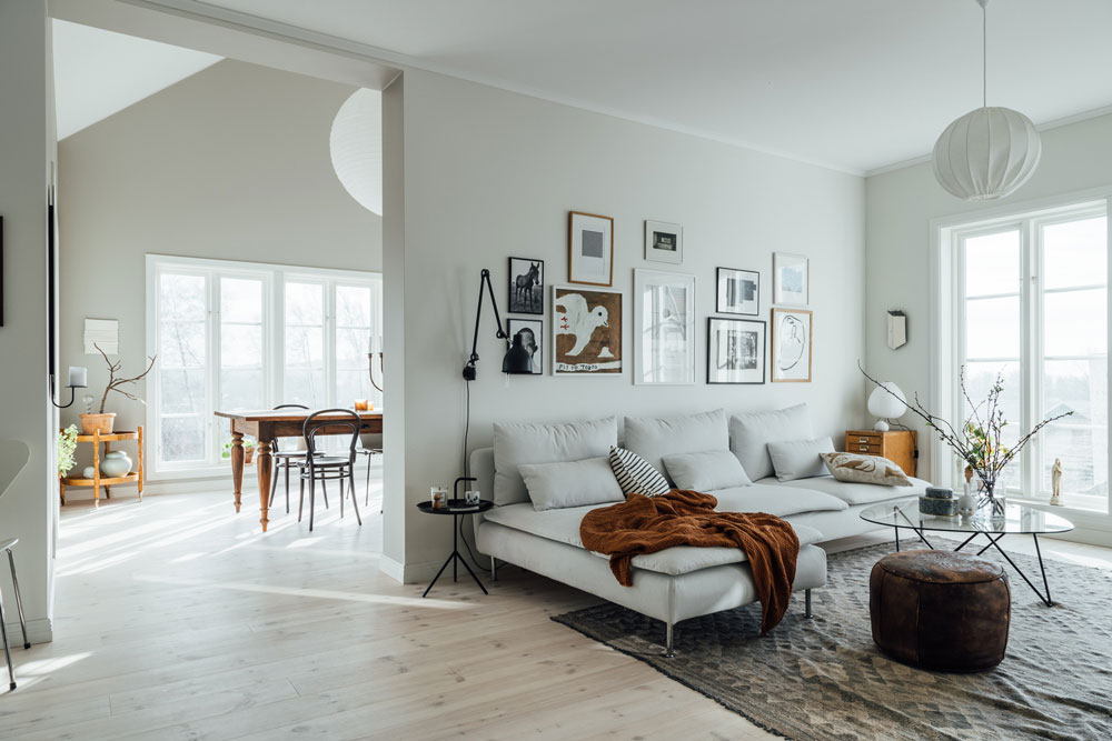 Peek Inside A Characterful Coastal Home In Sweden