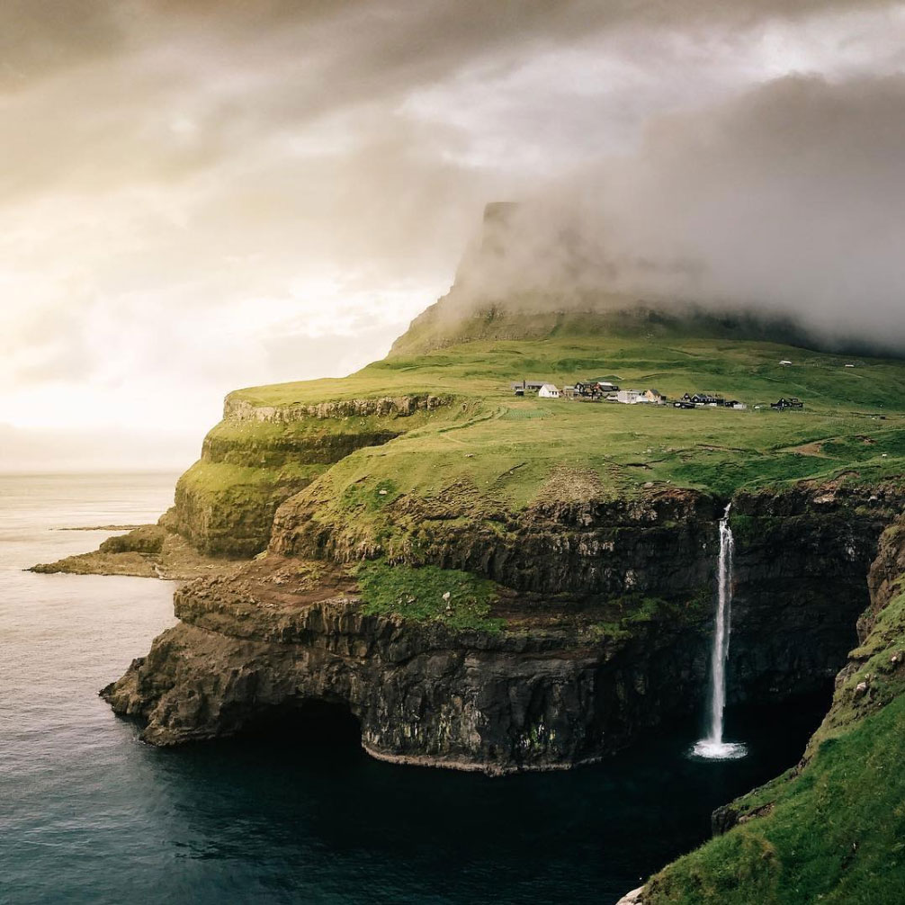 Take A Virtual Tour To The Faroe Islands With These