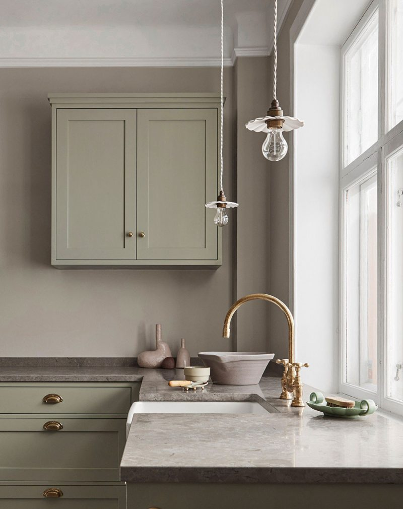 How to Do Classic Shaker Kitchens the Scandinavian Way