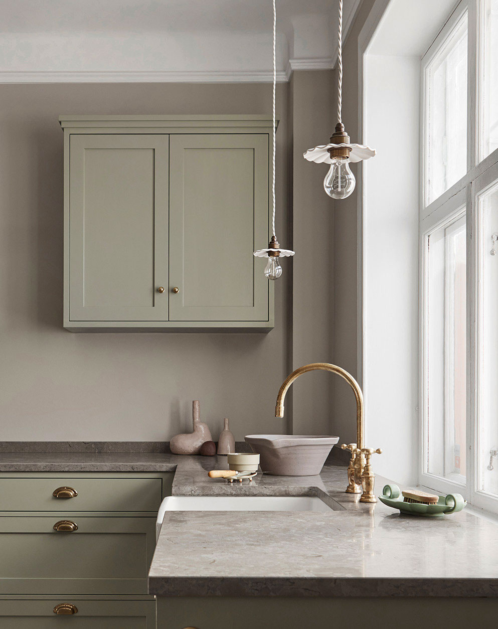 How To Do Classic Shaker Kitchens The Scandinavian Way Nordic Design