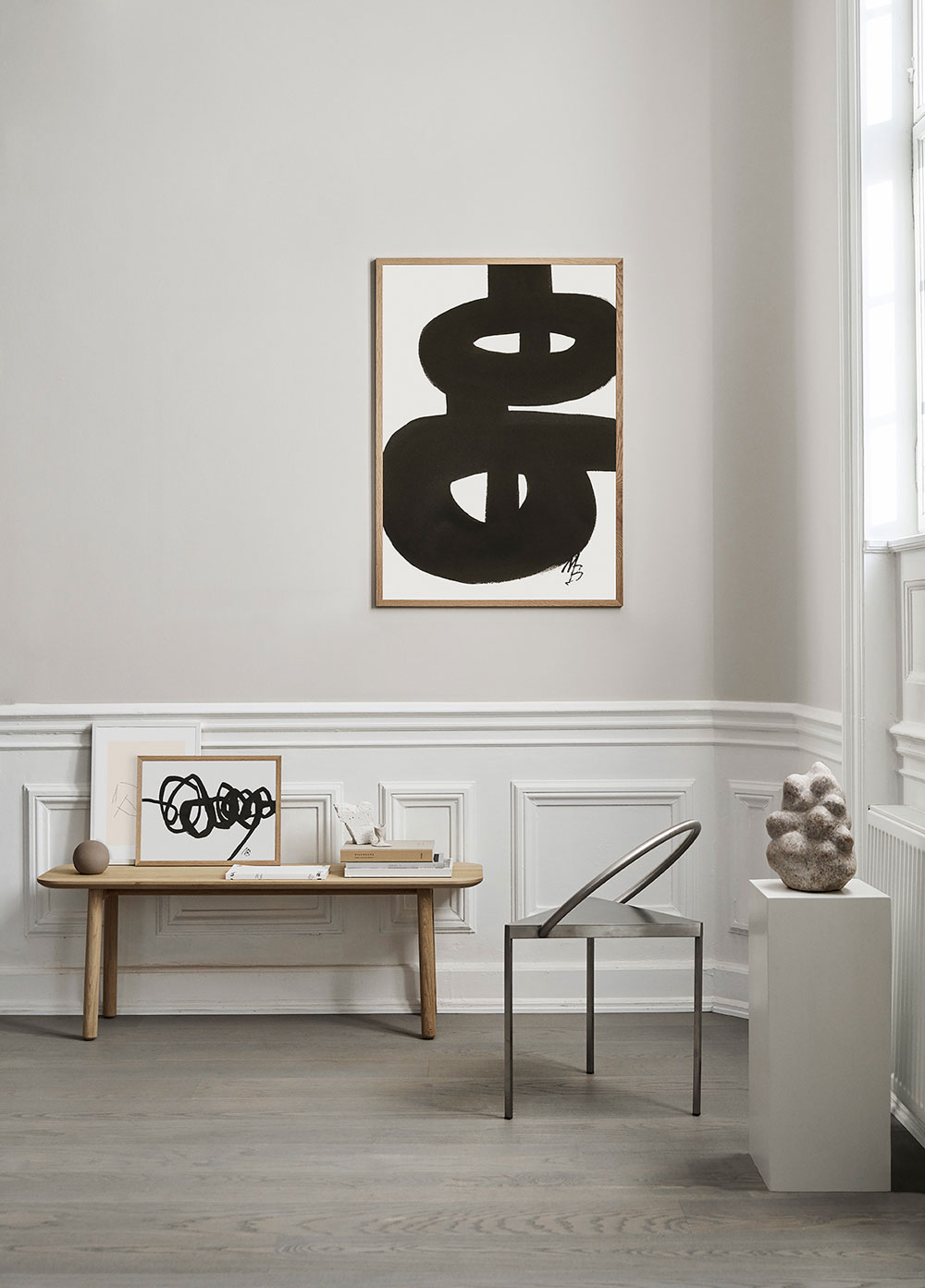 Exclusive Print Collection by Malene Birger for The Poster Club