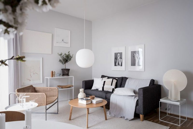 Taking Inspiration from This Swedish Home in Soothing Neutrals + How to Get the Look