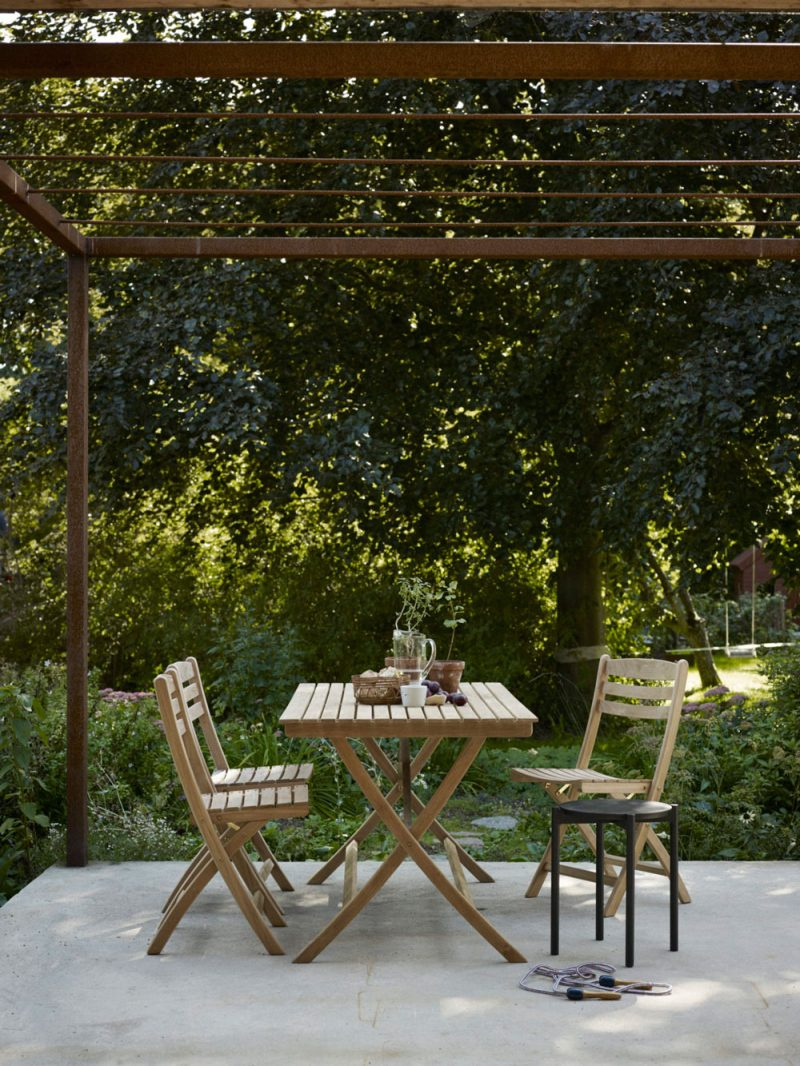 How to Care for Outdoor and Garden Teak Furniture