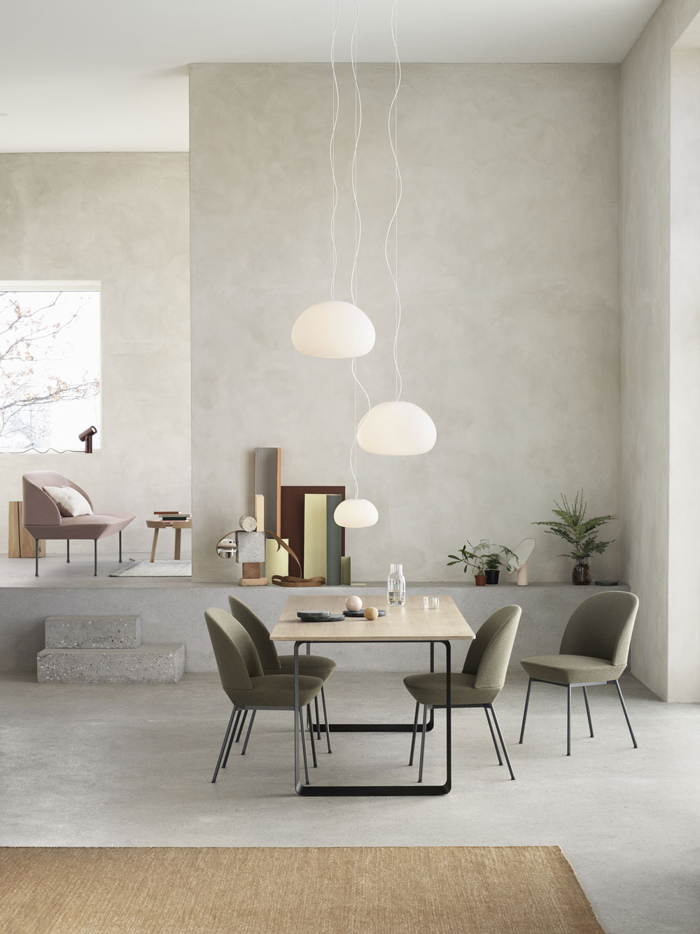 Styling Inspiration From Danish Brand Muuto Nordicdesign