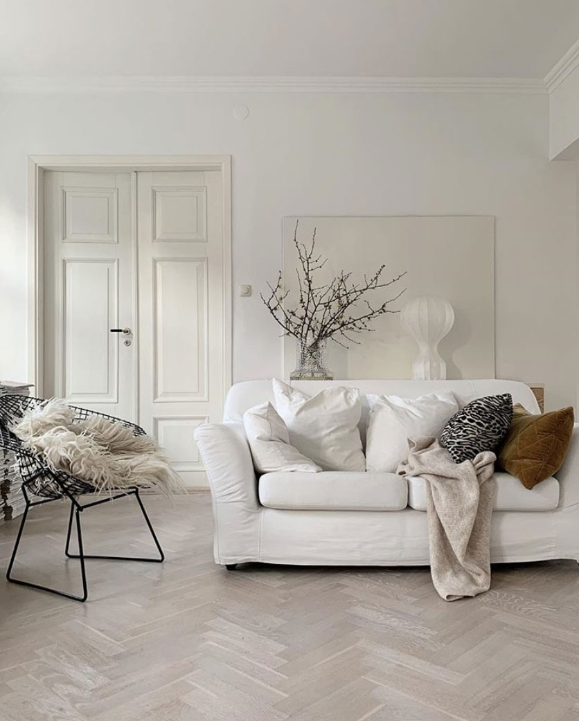 Scandinavian Interior Design: This Is How To Create A Beautiful All-White Interior