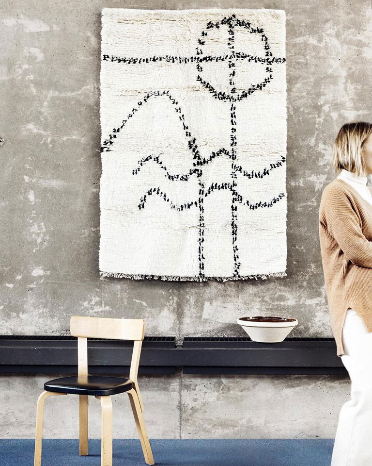 10 Minutes with Finnish Artist Turned Sustainable Design Entrepreneur Outi Puro