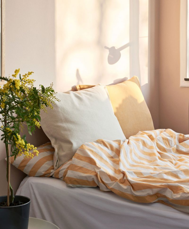 A Nautical Note for Your Bedroom with Hay's Été Collection
