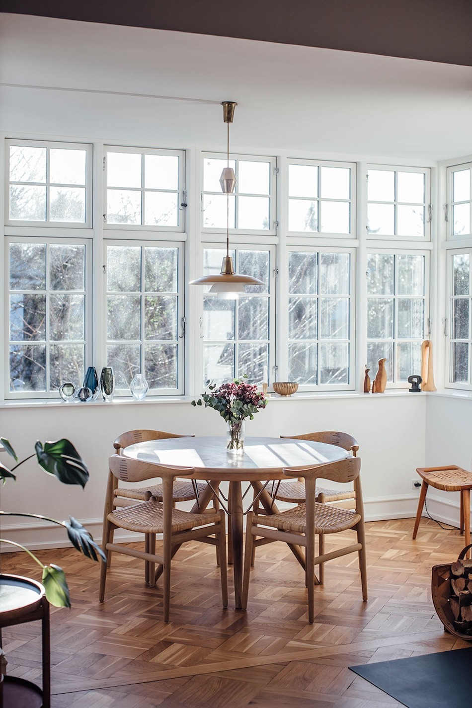 Inside a Creative and Personal Copenhagen Home Filled with Vintage Design