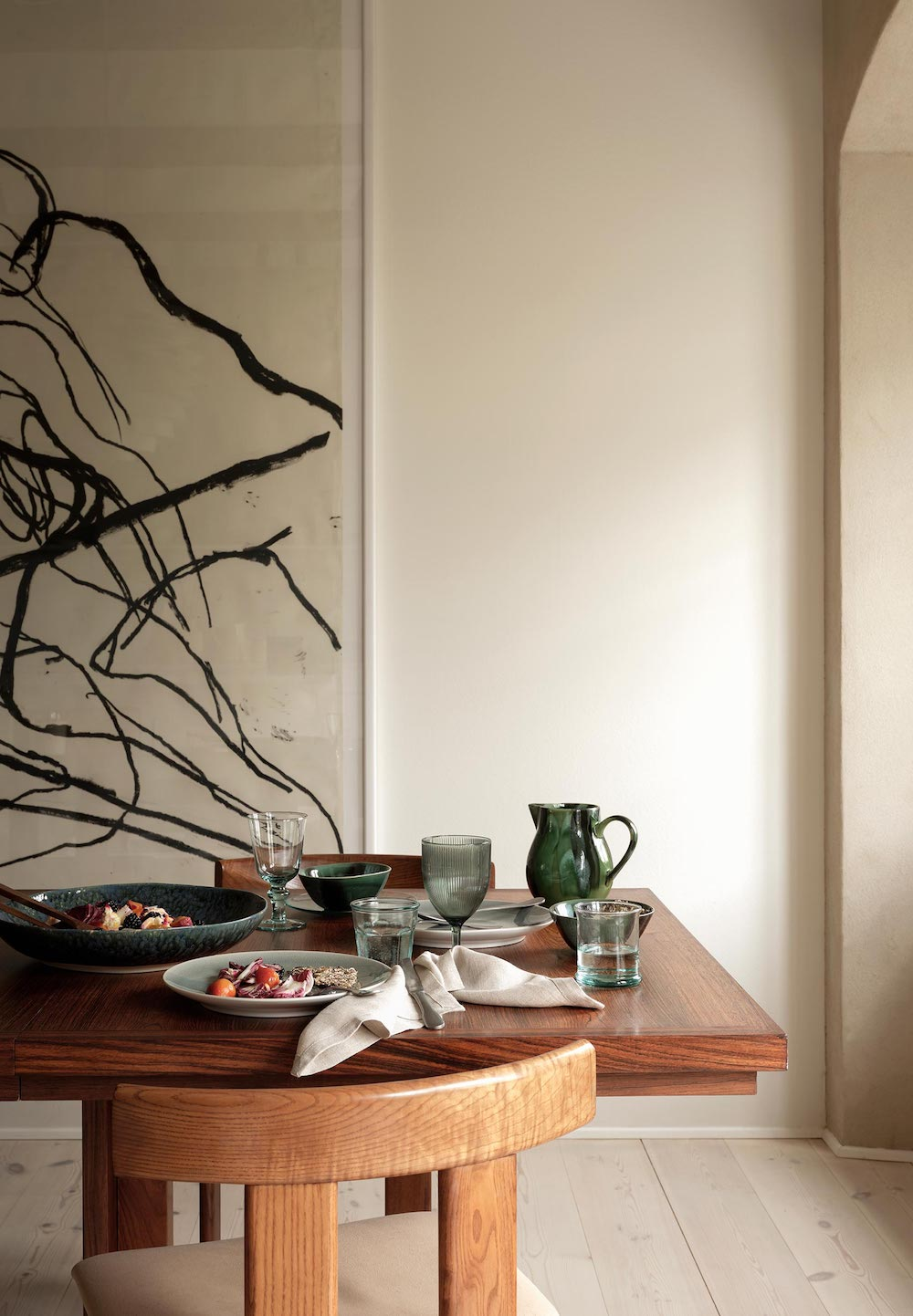 A Beautiful Simplicity And Elegance For Zara Home S Latest Photo Shoot Nordic Design