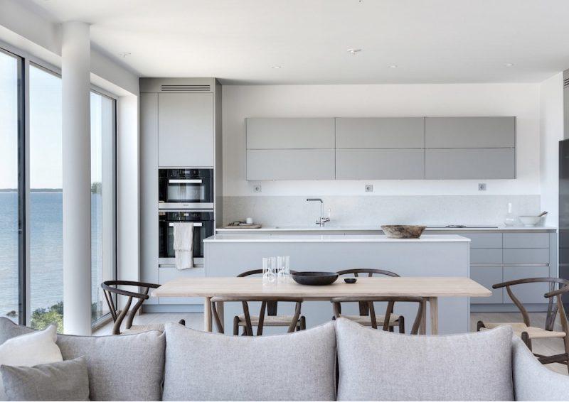Peek Inside A Beautiful Rental Apartment By The Sea