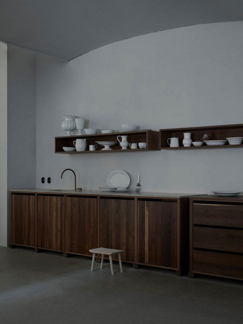A Stunning Kitchen Concept by Artilleriet x Tre Sekel