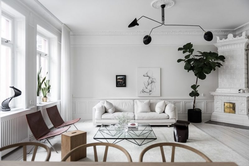 Tour a Sophisticated Scandinavian Family Home