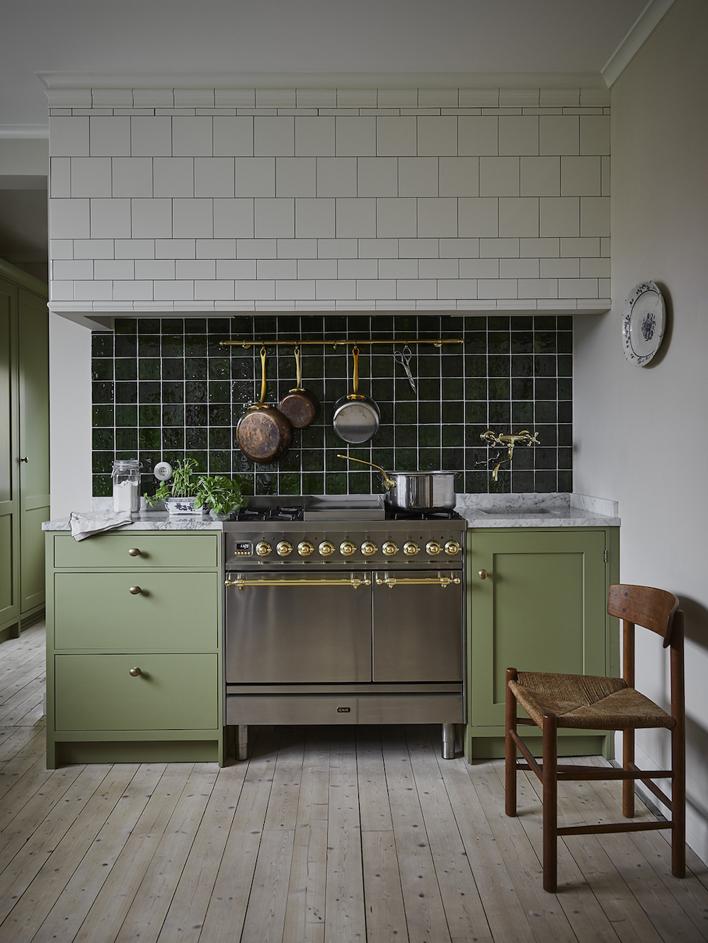 Beautiful Traditional Country Chic Kitchens Nordicdesign 023 Nordic Design