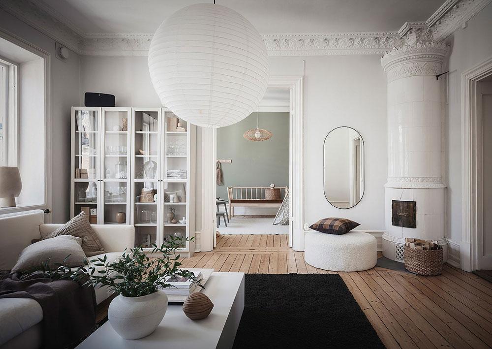 Six Interiors, One Color Palette