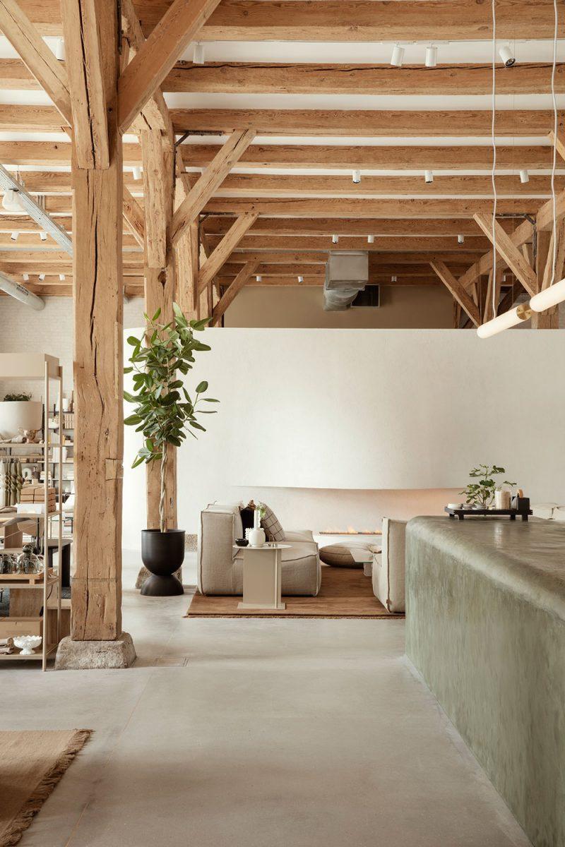 The New Home of ferm LIVING in Copenhagen