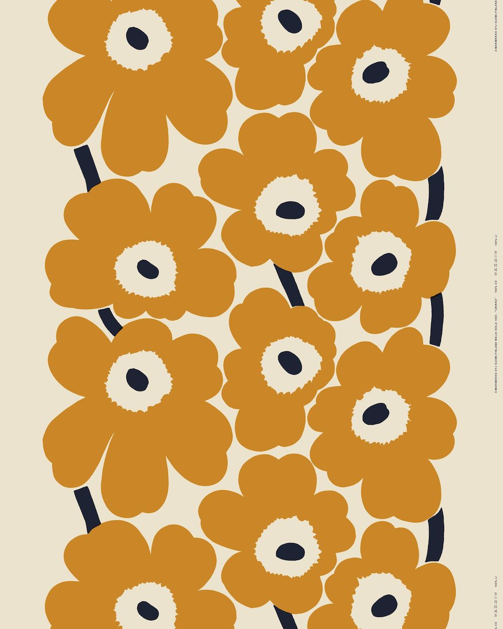 What's Behind Some Of Marimekko's Famous Patterns - Nordic Design