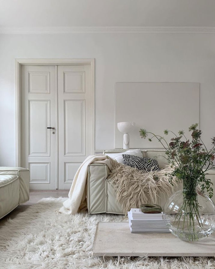 Choosing The Right White Wall Paint & Light Temperature